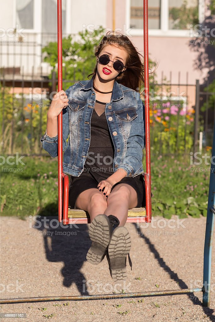 fun happy stock photo