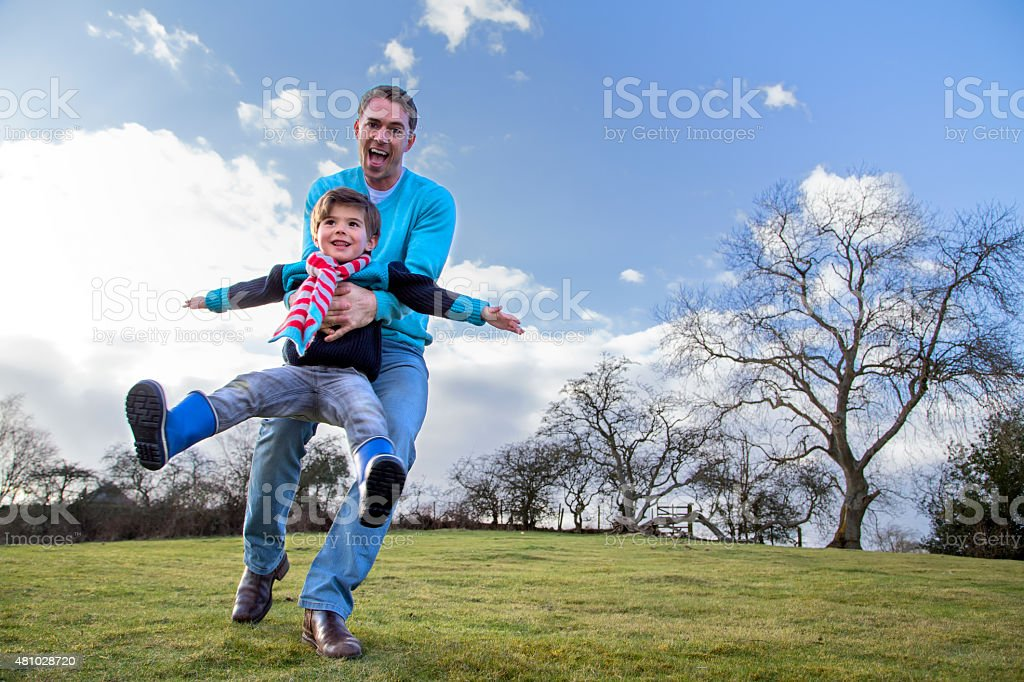 Fun Outdoors stock photo