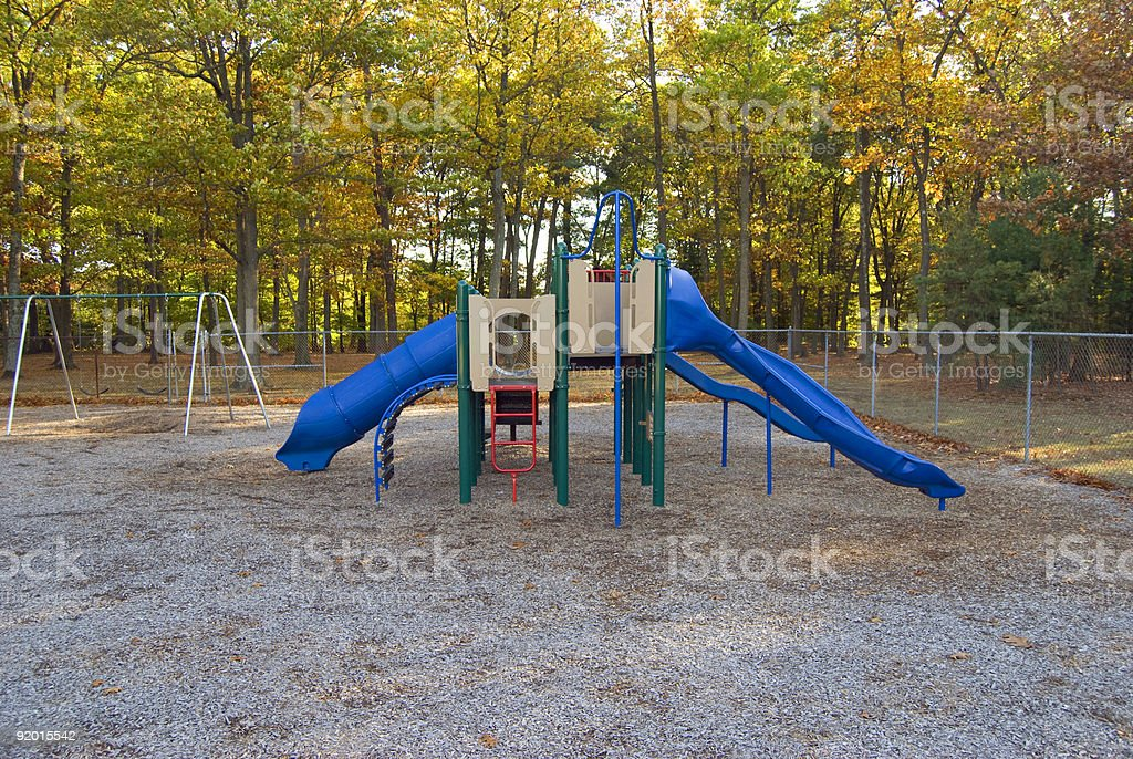 fun playscape royalty-free stock photo