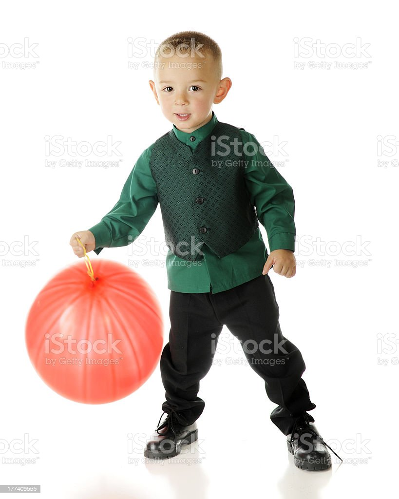 Fun Punches stock photo