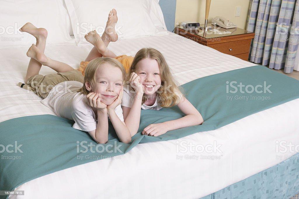 Fun Together stock photo