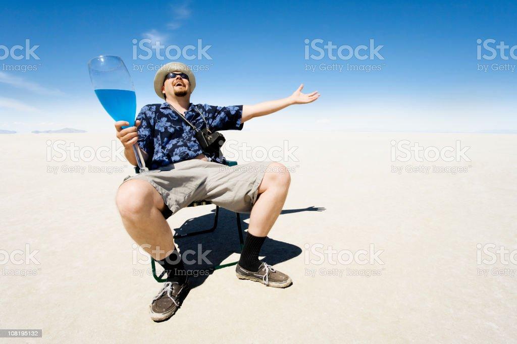 Fun Under The Sun royalty-free stock photo