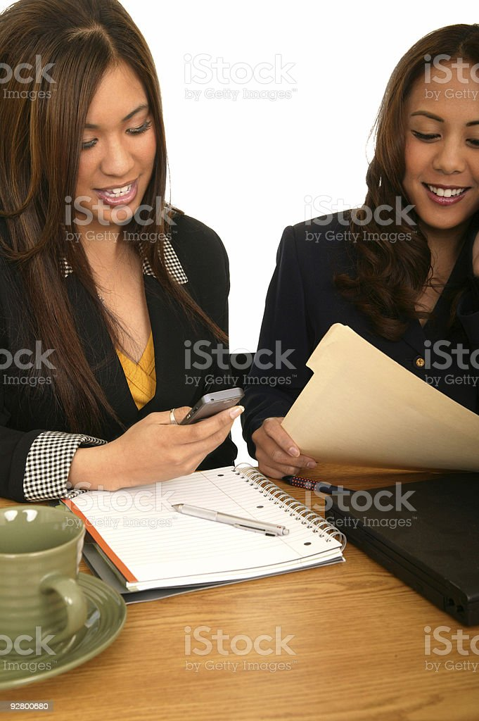 Fun Working Place royalty-free stock photo
