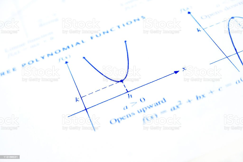 Functions royalty-free stock photo