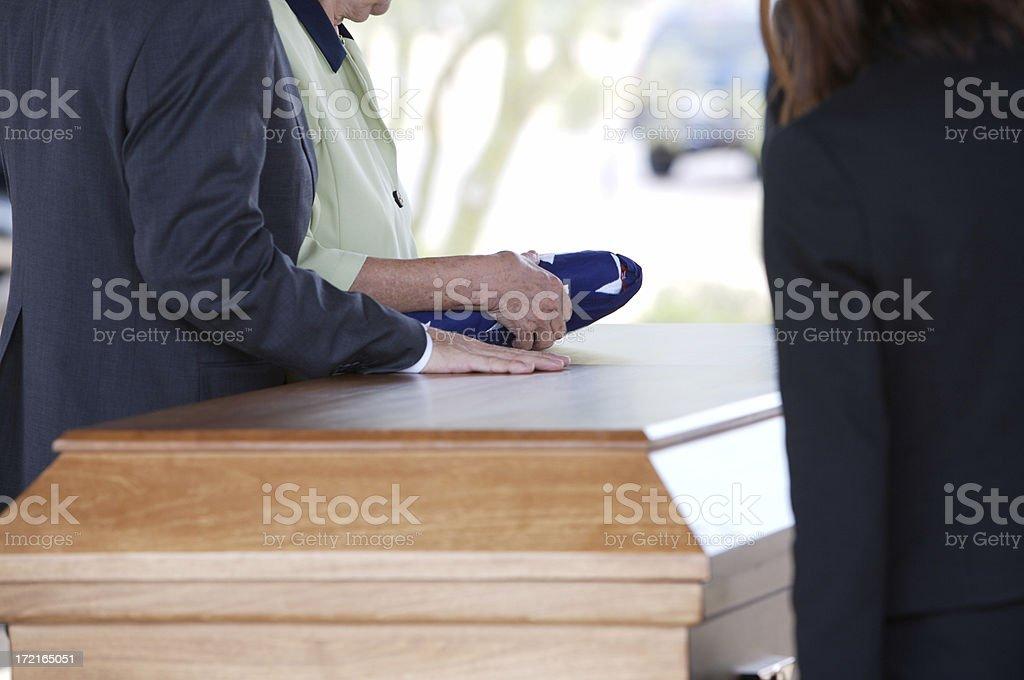 Funerale 4 foto stock royalty-free
