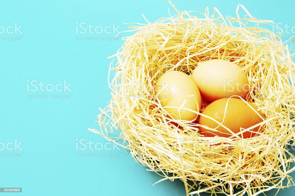 Funky Investments royalty-free stock photo