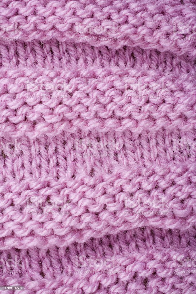 Funky light pink rib stock photo