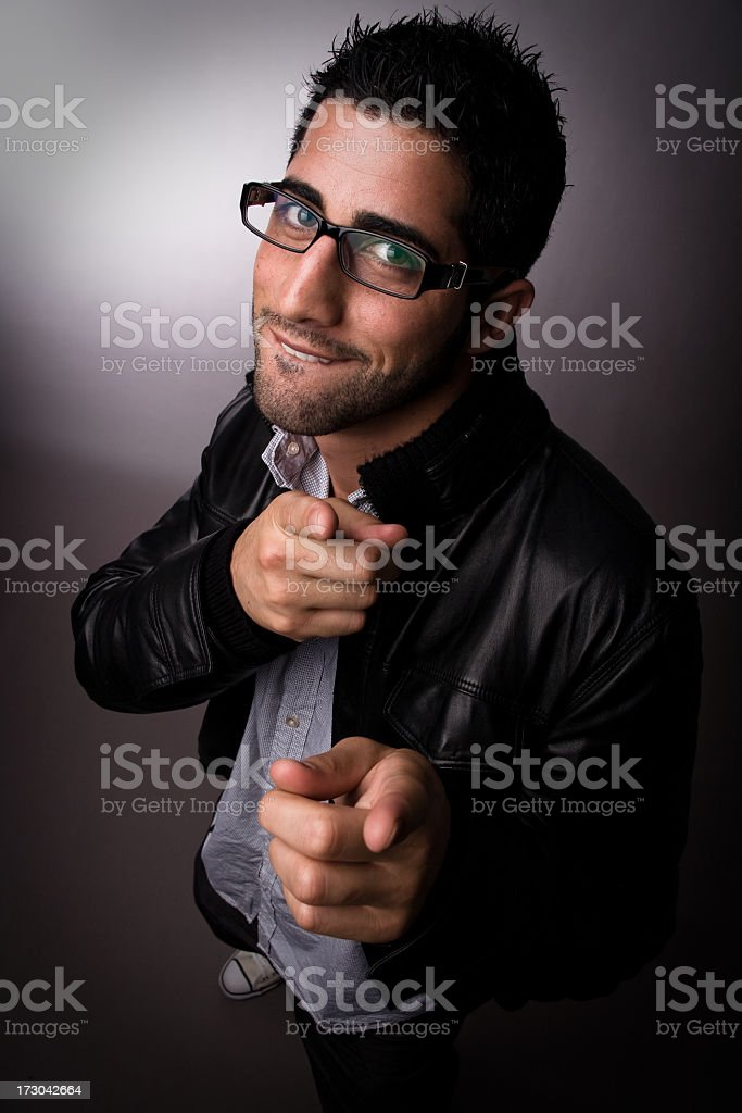 Funky Style royalty-free stock photo