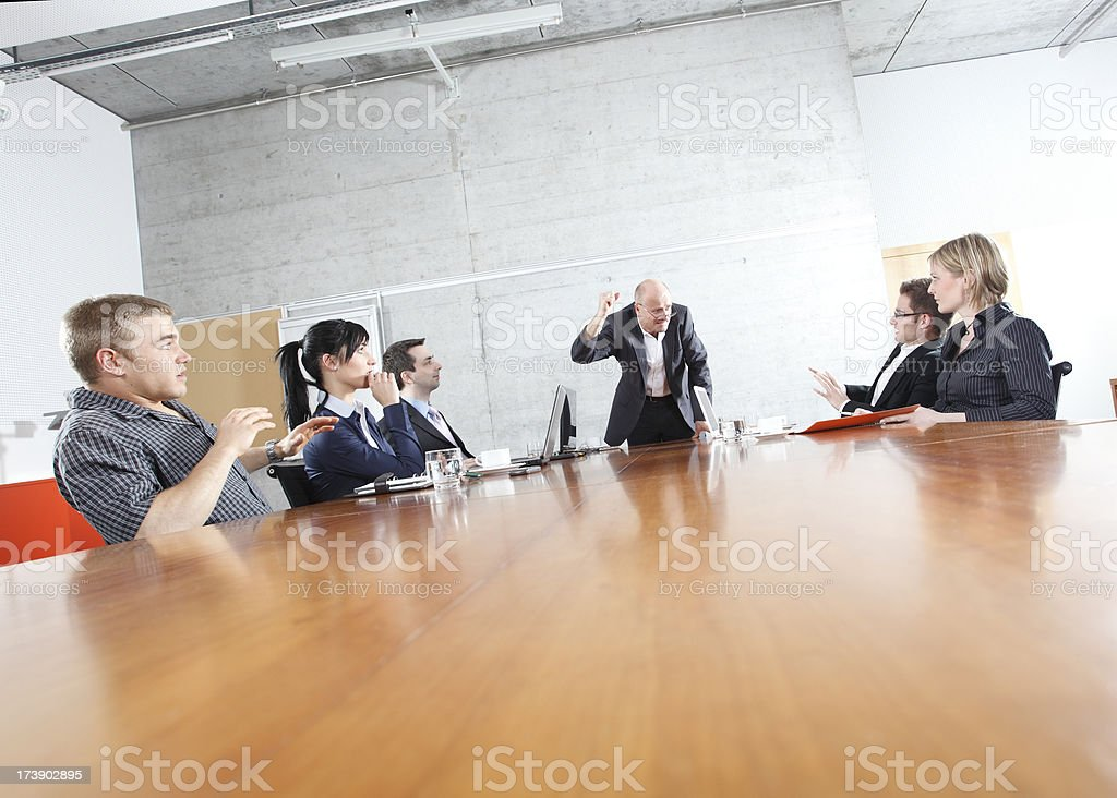 furious stock photo