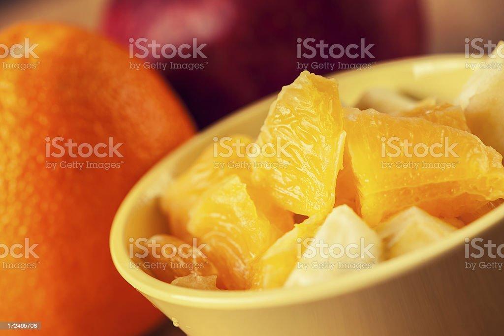 Furit salad royalty-free stock photo