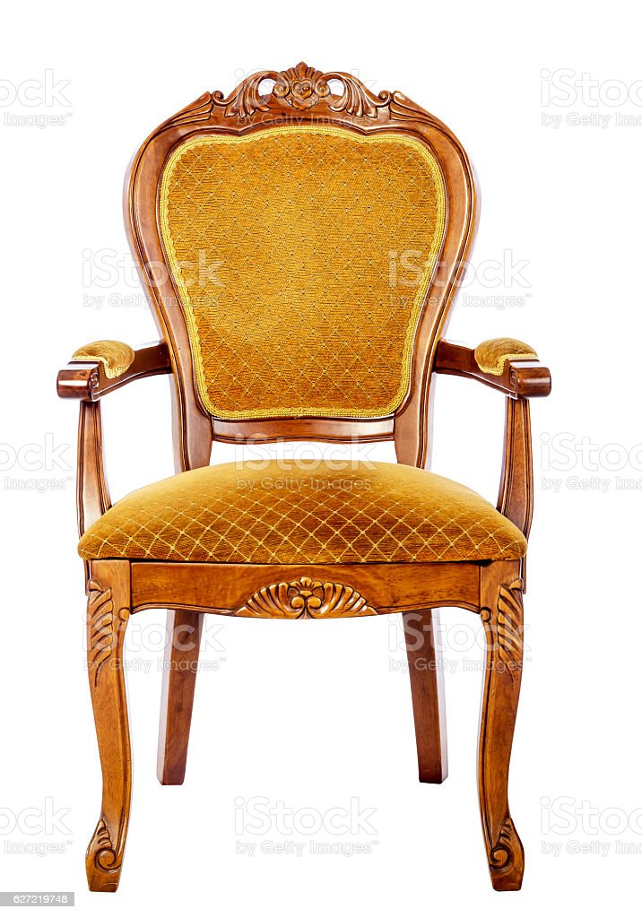 Furniture chairs stock photo