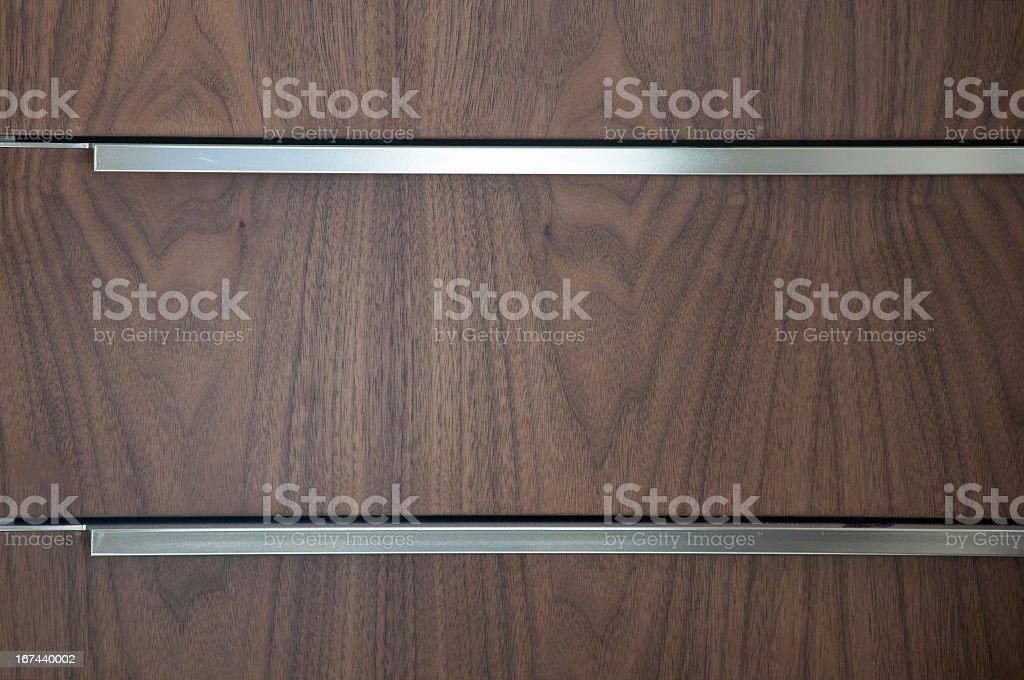 Furniture handles stock photo