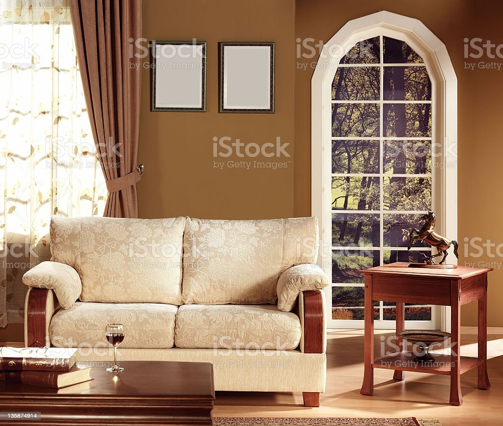 furniture royalty-free stock photo