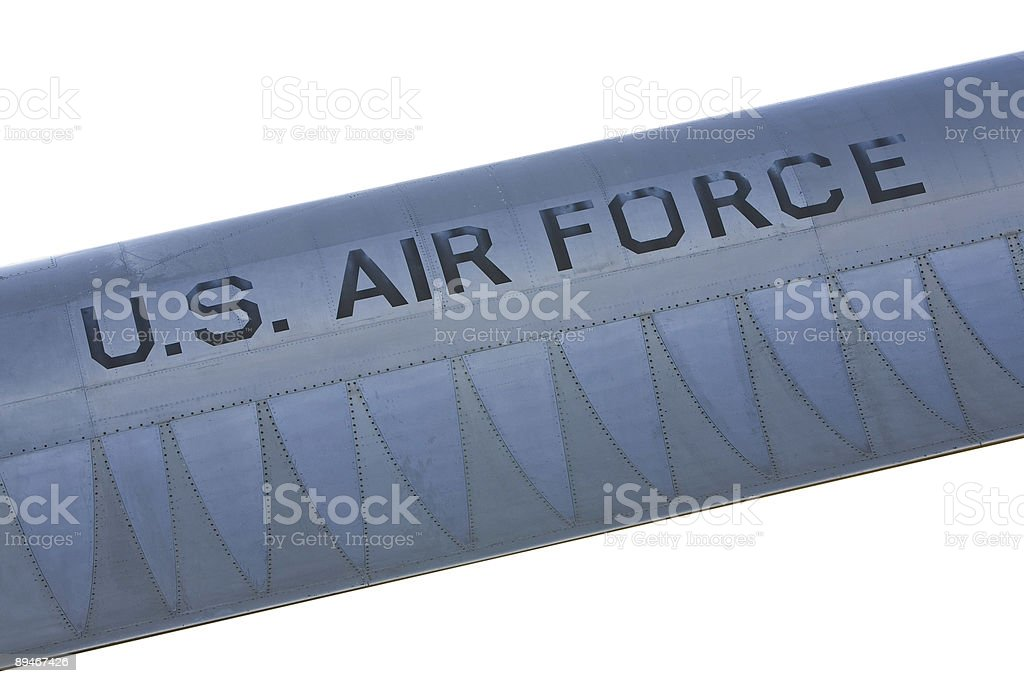 A-12 Fuselage royalty-free stock photo