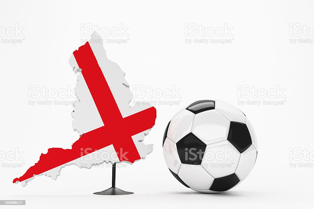 Fussball - England stock photo