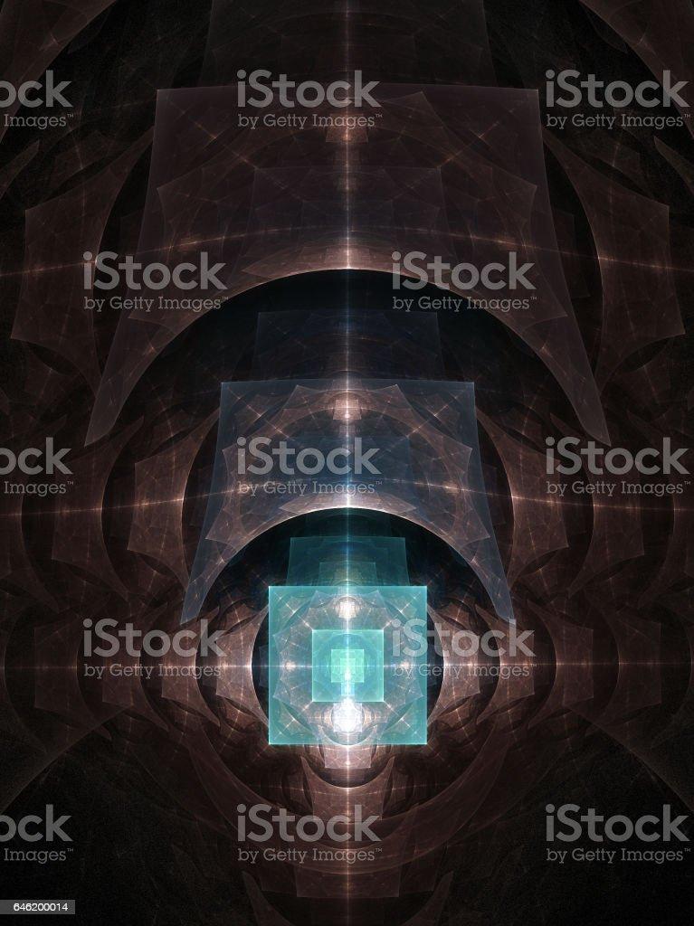 Future Artifact stock photo