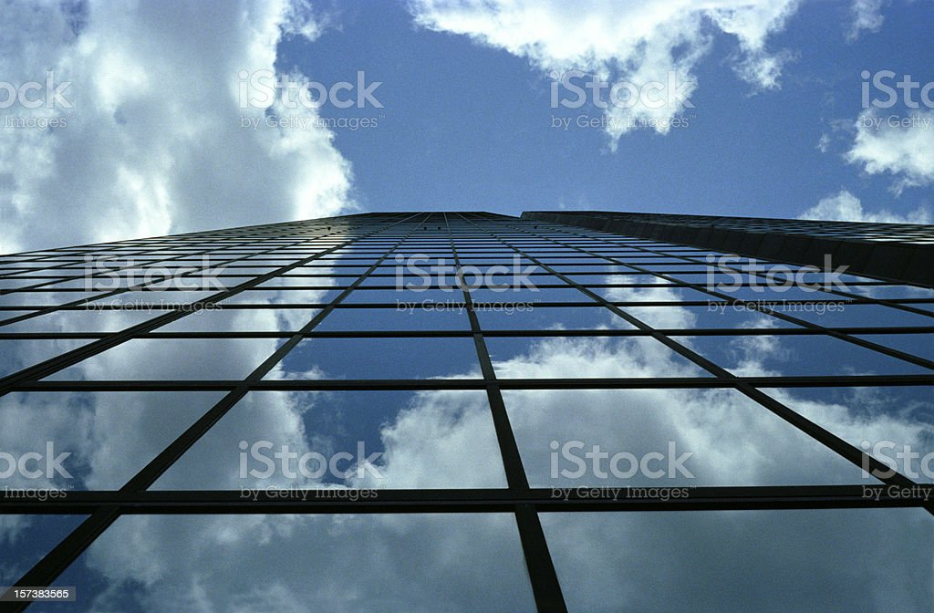 Future Corporation royalty-free stock photo