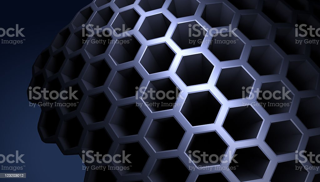 Future design technology III royalty-free stock photo