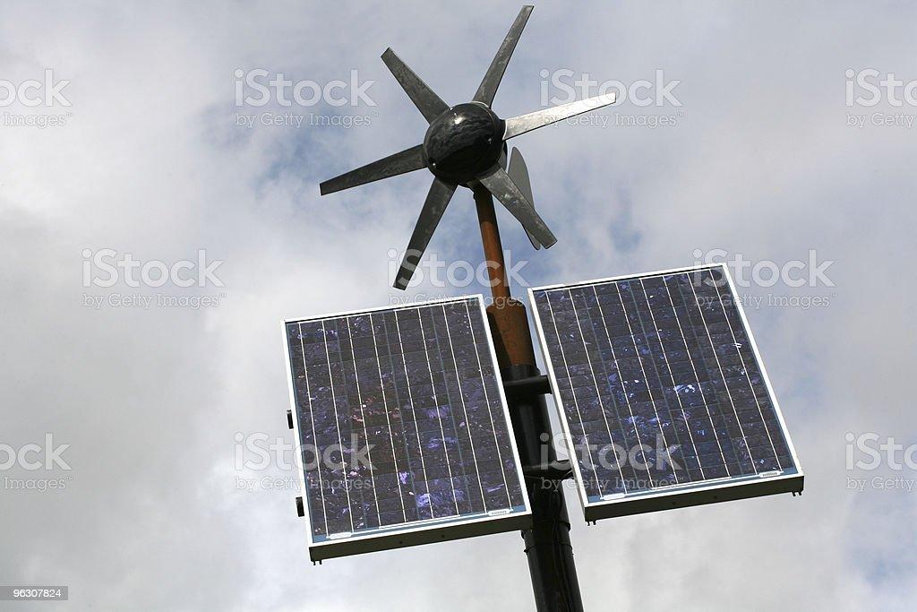 Future Energy Source royalty-free stock photo
