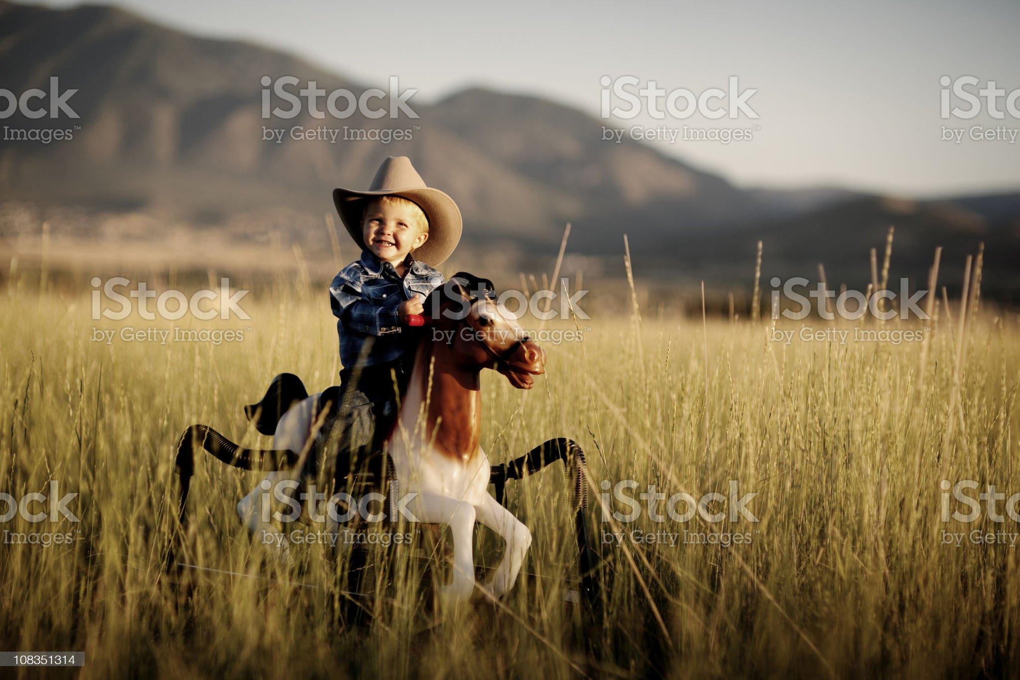 Future Farmer of America royalty-free stock photo