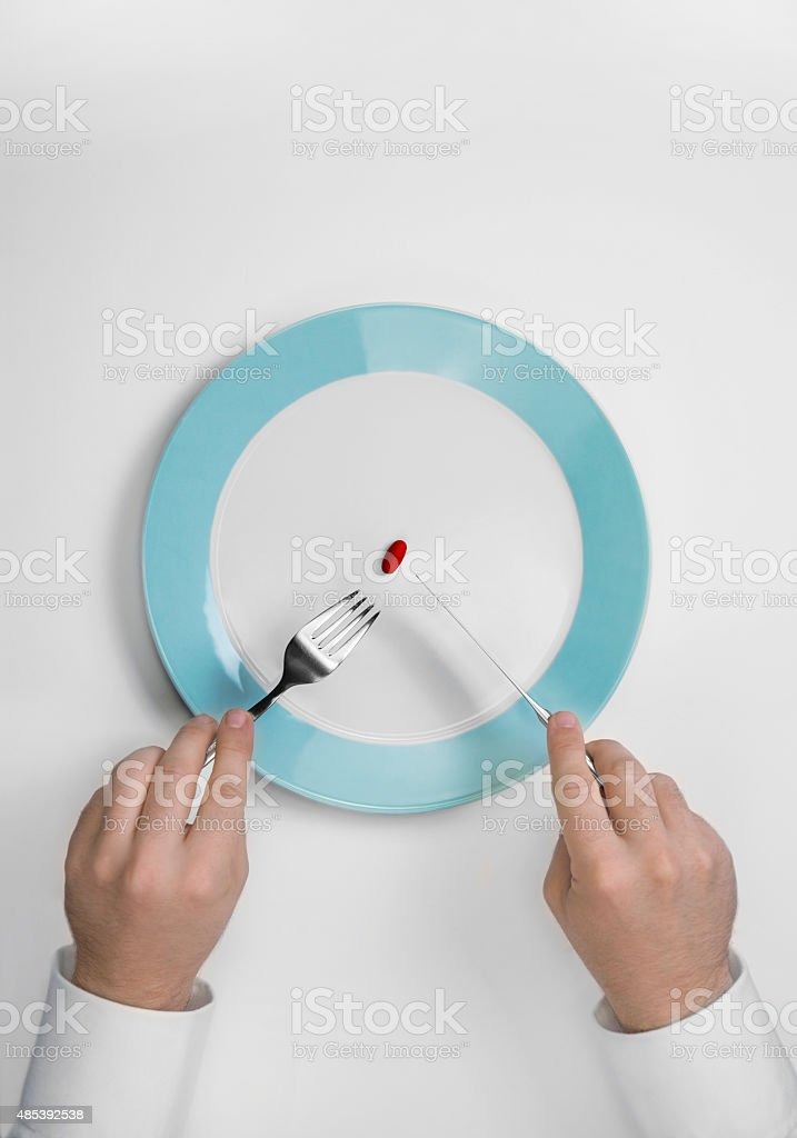 Future Food stock photo