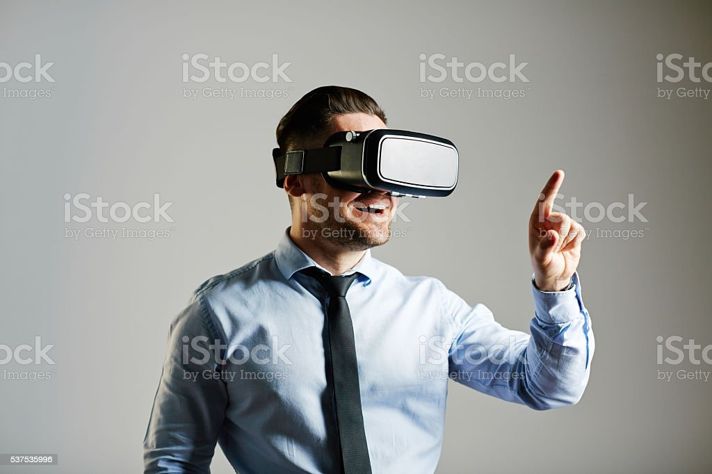 Future game stock photo