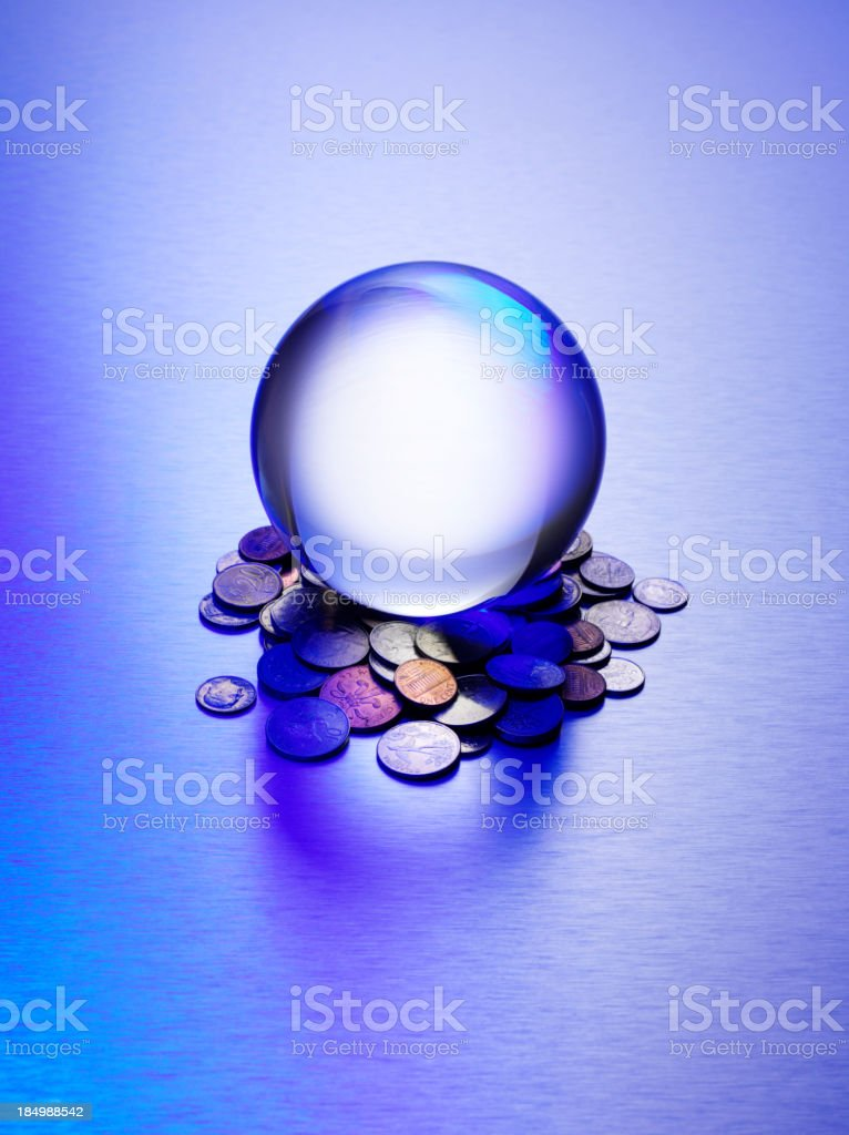 Future Money Business royalty-free stock photo