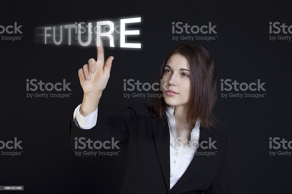 Future royalty-free stock photo