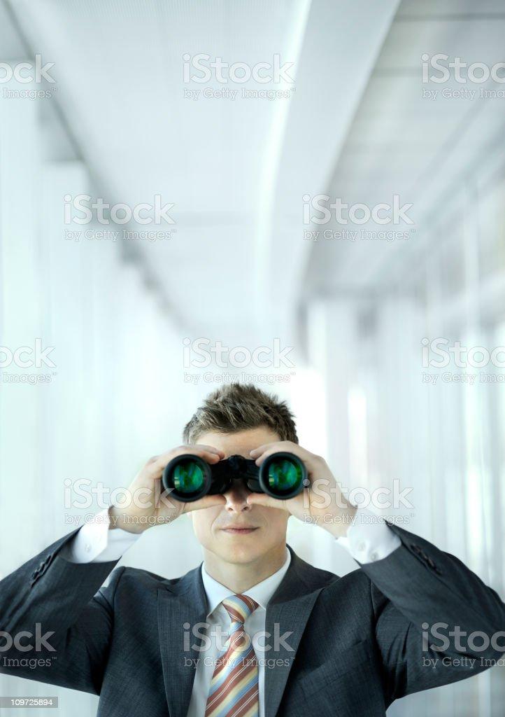 future successful businessman royalty-free stock photo