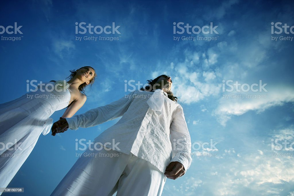 Future together... royalty-free stock photo