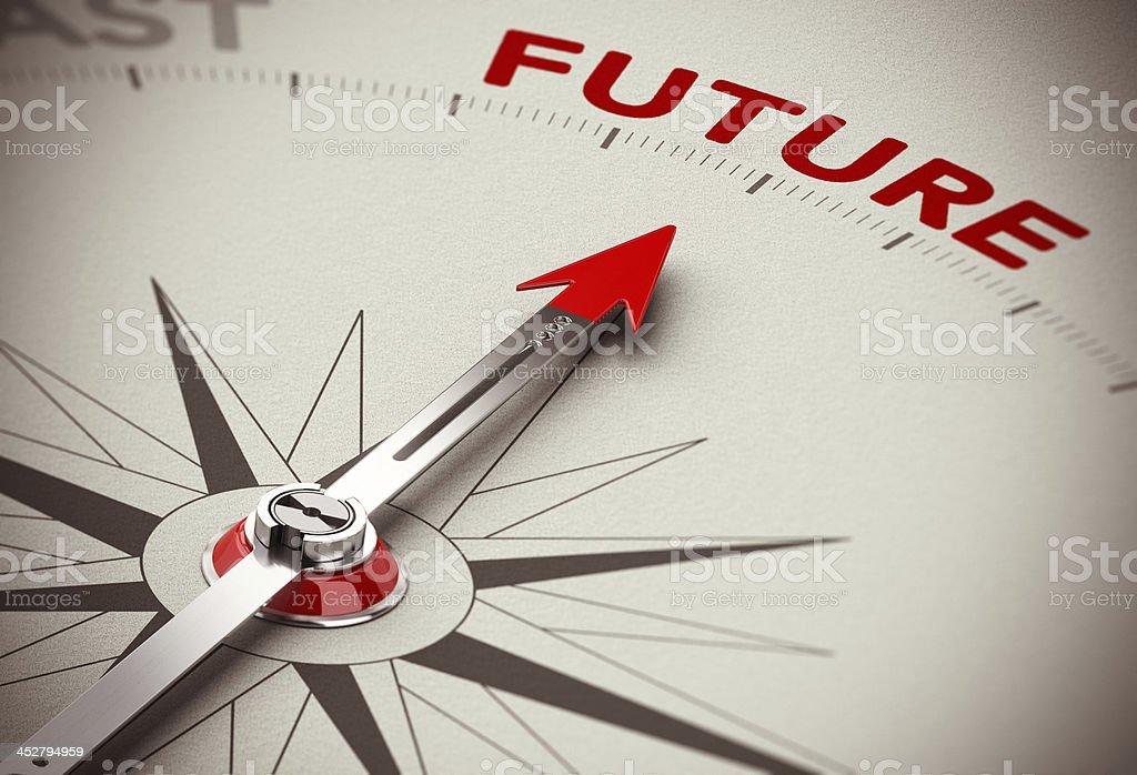 Future Vision stock photo