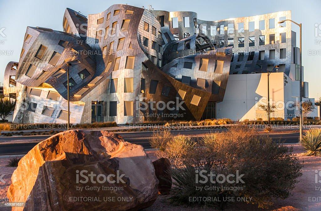 Futurist Architecture royalty-free stock photo