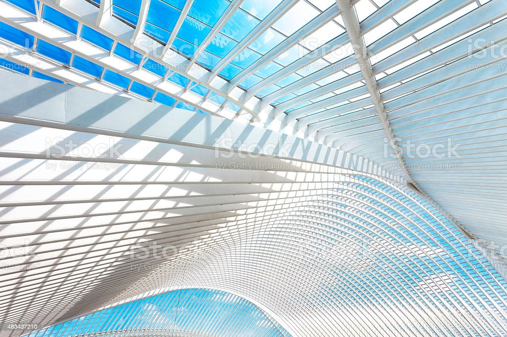 Futuristic Architecture stock photo
