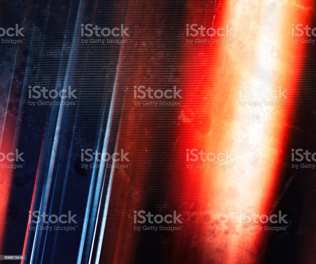 Futuristic scanline background stock photo