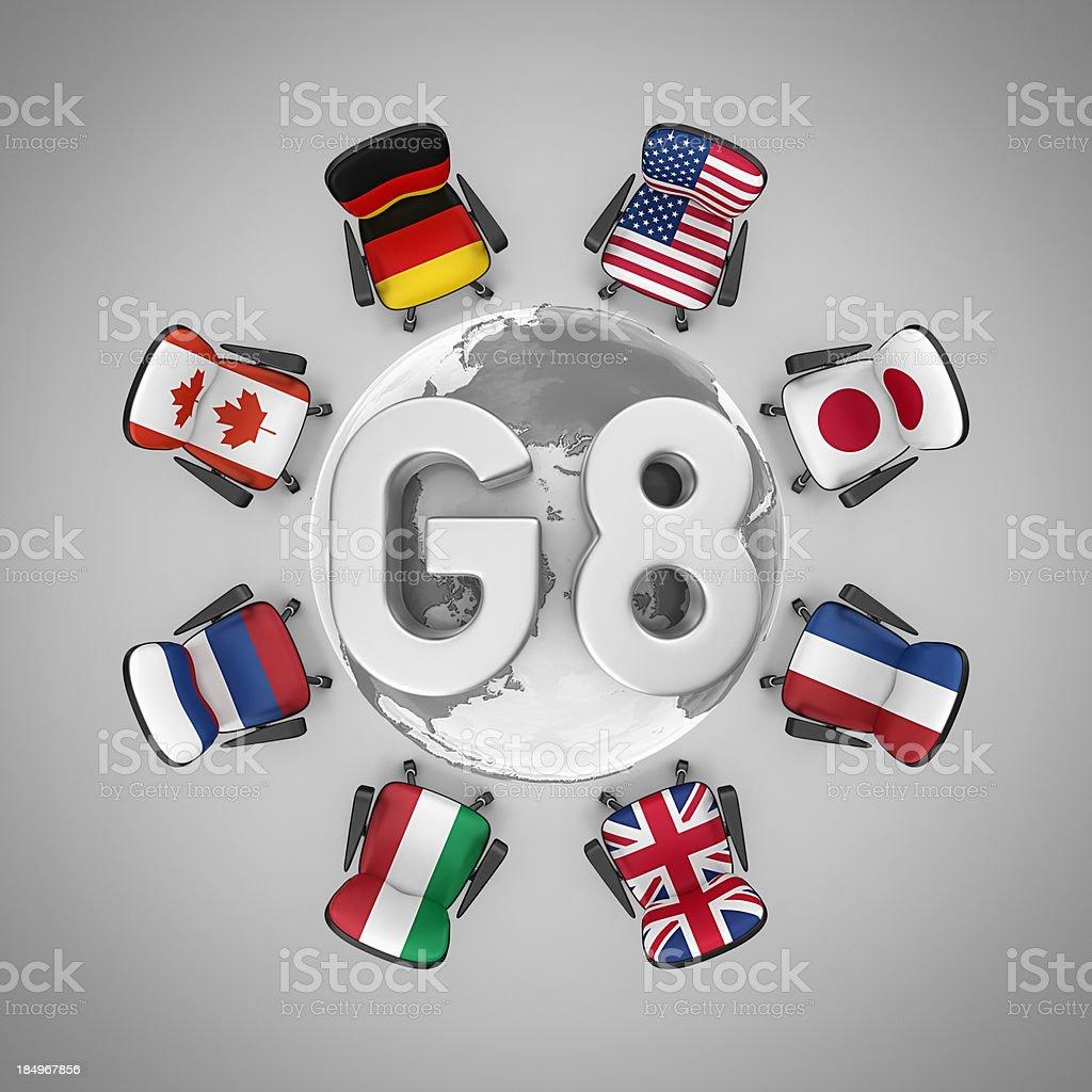 g8 royalty-free stock photo