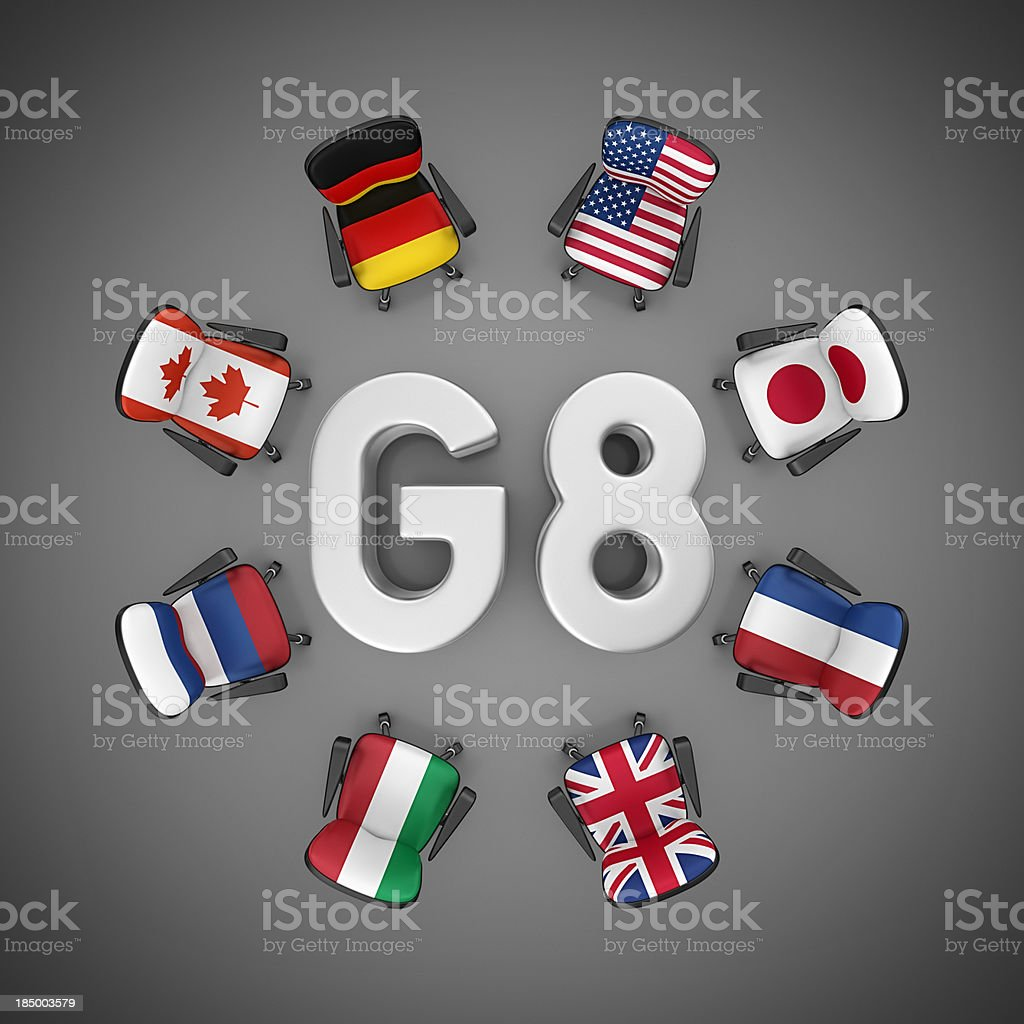 g8 royalty-free stock photo