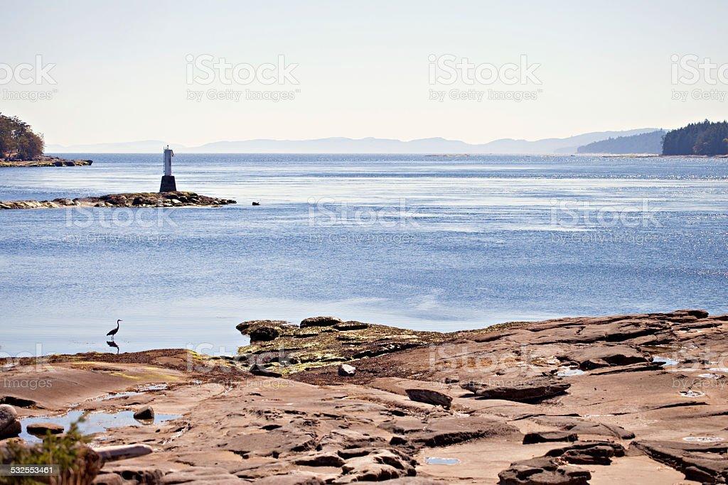 Gabriola Island stock photo
