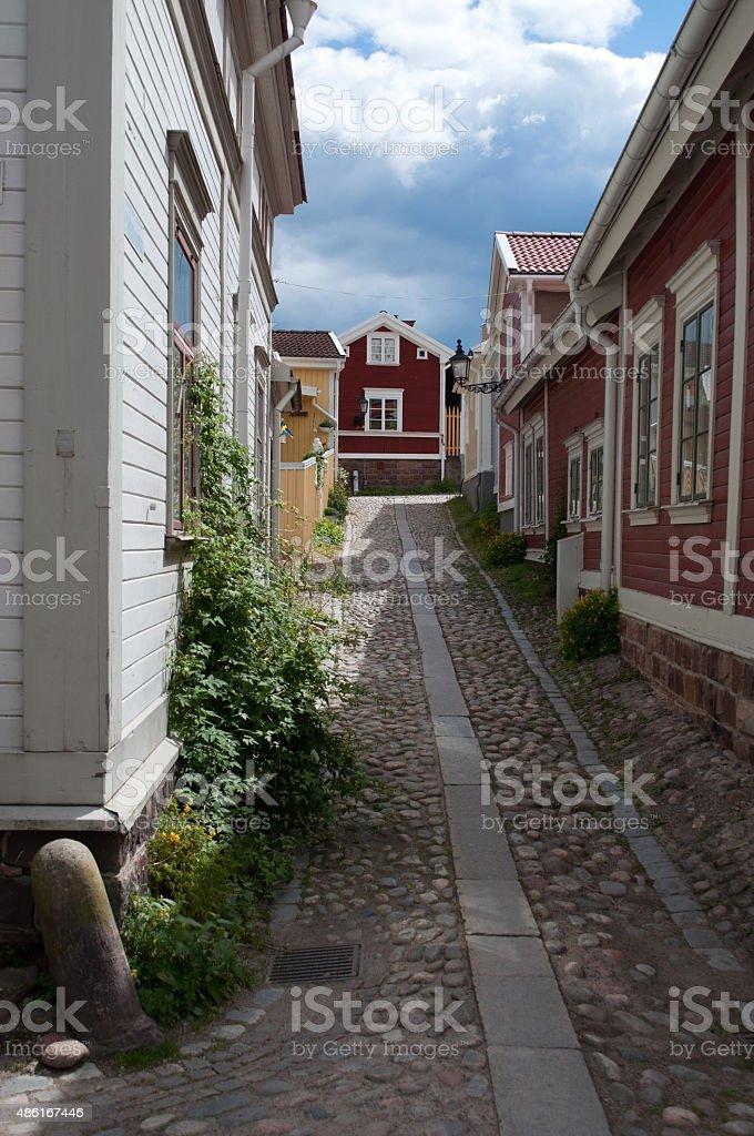 Gaevle, Sweden stock photo