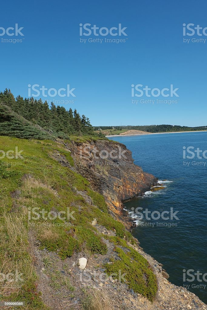 Gaff Point stock photo