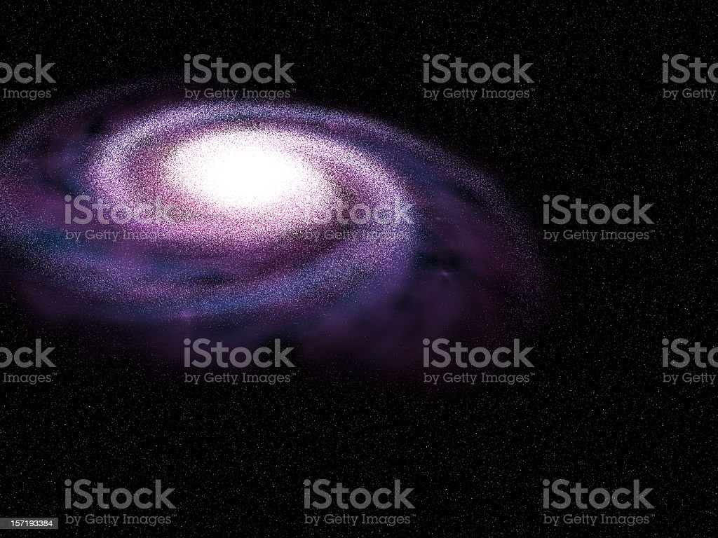 Galaxy 2 royalty-free stock photo