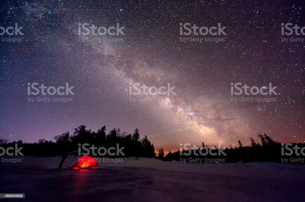 Galaxy stock photo