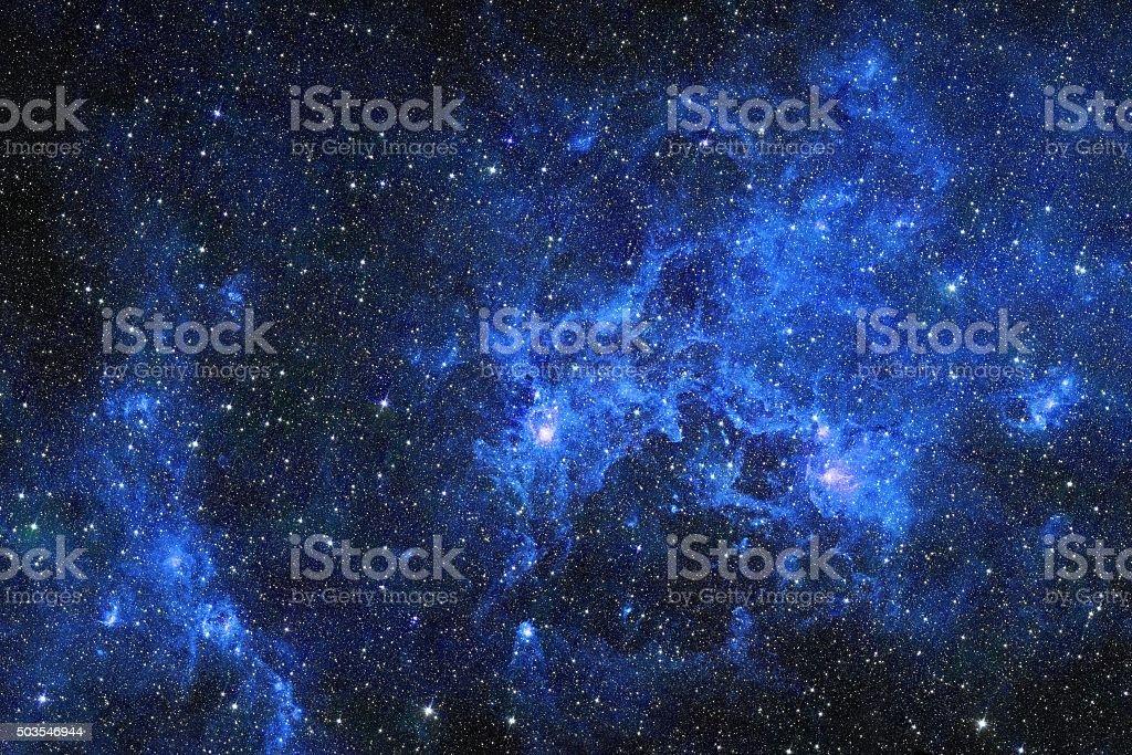 Galaxy stock photo