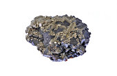 Galena and pyrite polymetallic