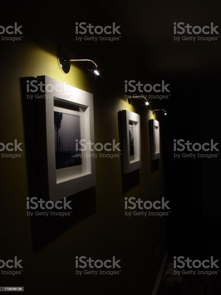 gallery, my pictures 2 royalty-free stock photo