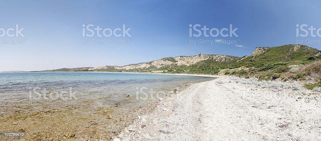 Gallipoli - Anzac Cove royalty-free stock photo