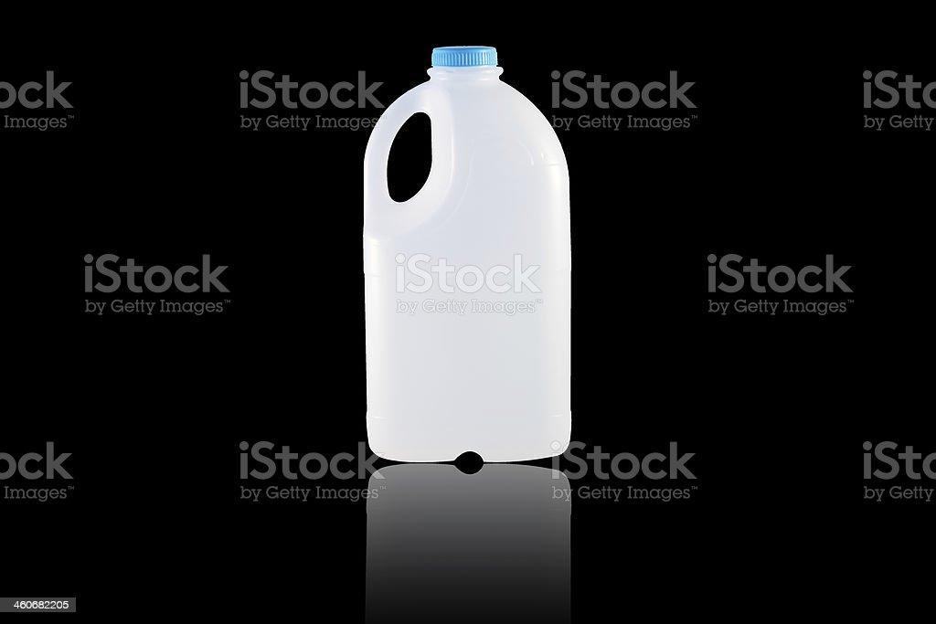 Gallon Milk stock photo