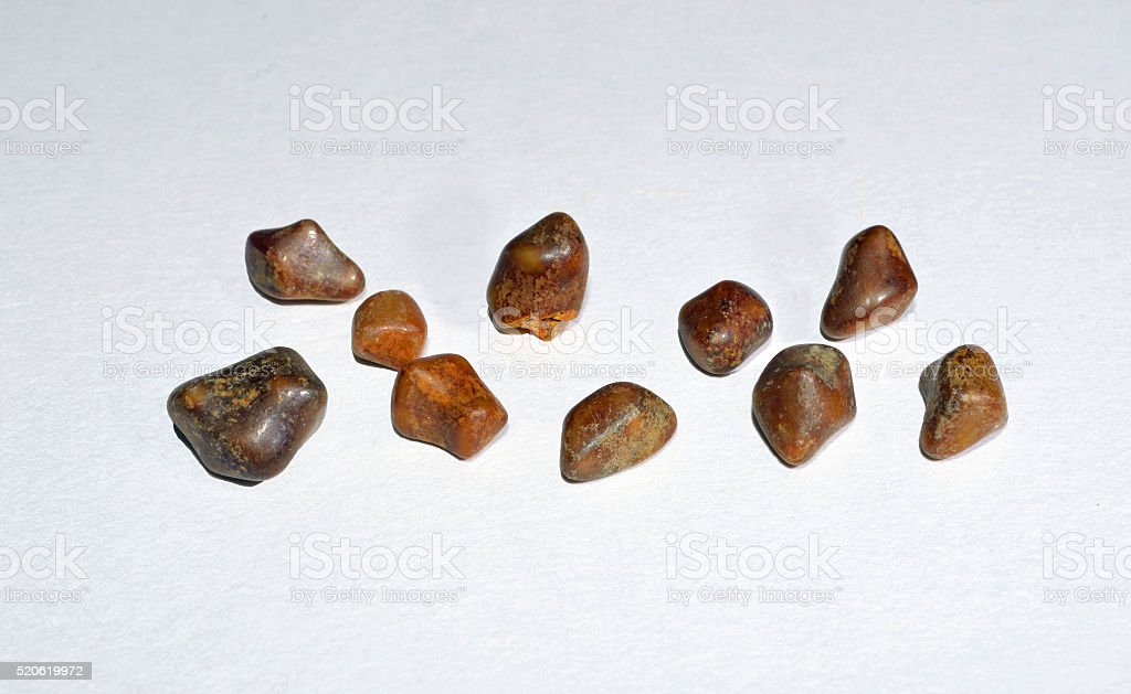 Gallstones stock photo