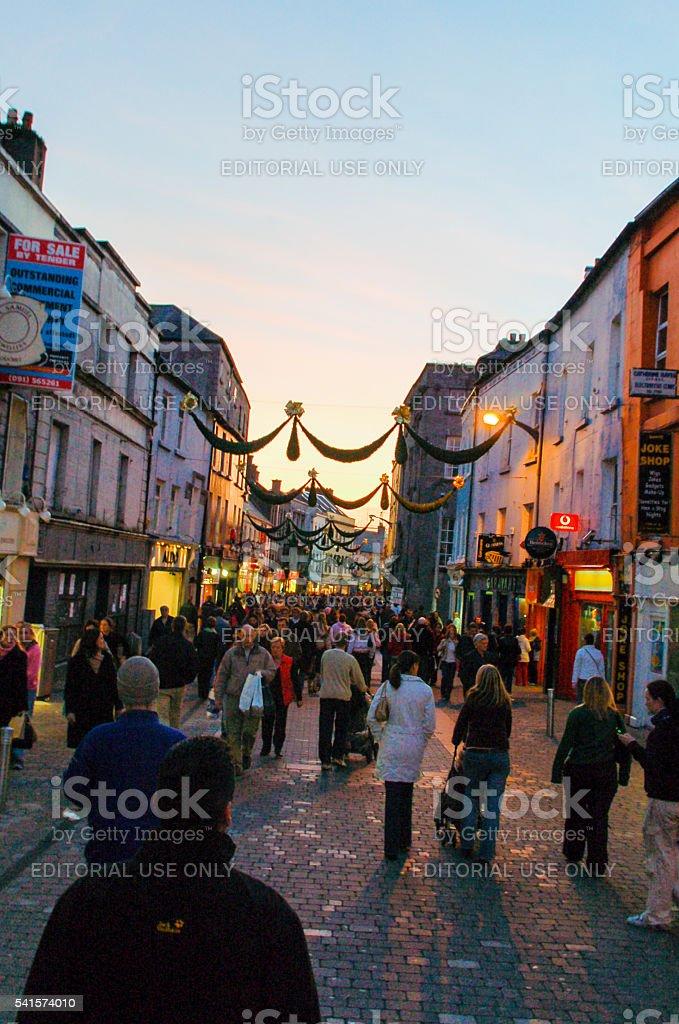 Galway, Ireland stock photo