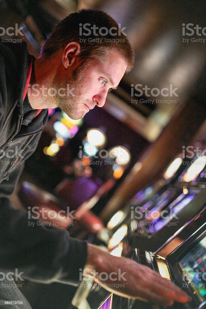 Gambling stock photo