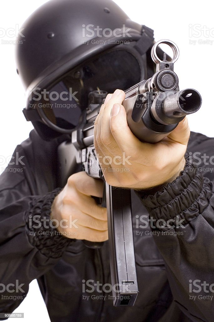 game at the soldiers royalty-free stock photo